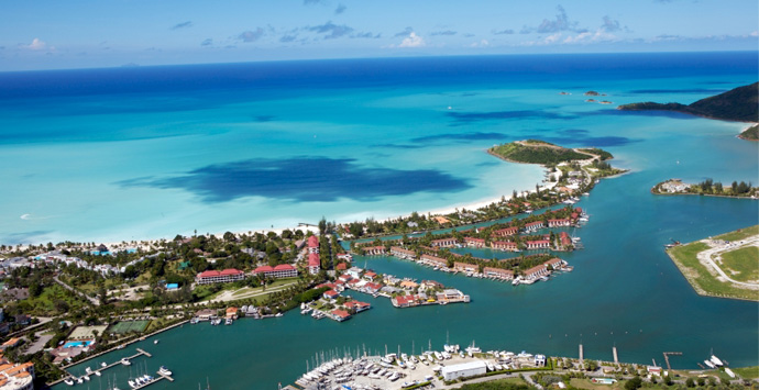 Antigua and Barbuda Tax Rates 25%
