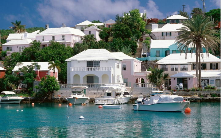 Bermuda Tax Rates 0%