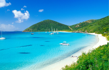British Virgin Islands Tax Rates 0%