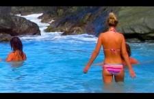 Bubbly Pools and Foxy Sings at Jost Van Dyke, British Virgin Islands! Caribbean