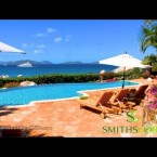 "Luxury Villa ""Sol y Sombra"" on Virgin Gorda in the British Virgin Islands"
